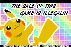 Pokemon Silver Legend GBA ROM Hacks