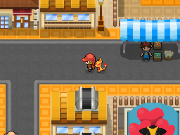 Pokemon Spectrum Screenshot