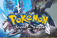 Pokemon Stone Dragon GBA ROM Hacks