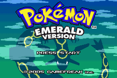 Pokemon Strongest Evolution GBA ROM Hacks