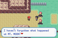 Pokemon Stunning Steel Screenshot