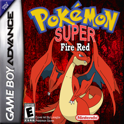 Pokemon Super Fire Red GBA ROM Hacks