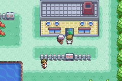 Pokemon Tentaquil Screenshot