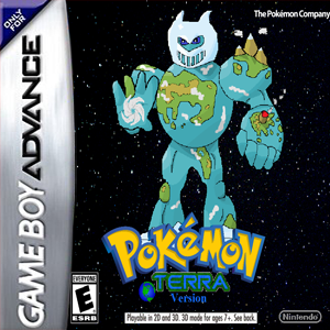Pokemon Terra GBA ROM Hacks