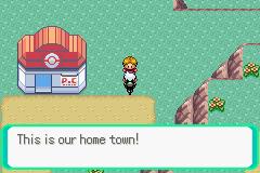 Pokemon Terra Screenshot