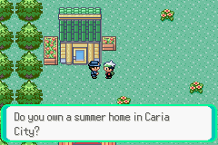Pokemon Terra Screenshot
