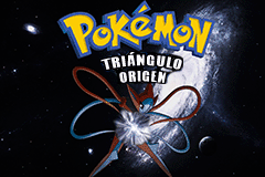 Pokemon Triangulo Origen GBA ROM Hacks
