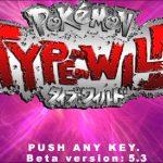 Pokemon Type Wild