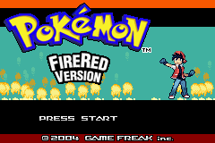 Pokemon Ultimate Mega Fire Red Screenshot