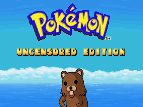 Pokemon Uncensored Edition PC Hacks