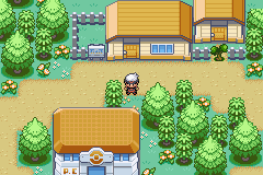 Pokemon White Amethyst GBA ROM Hacks