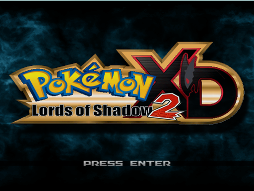 Pokemon XD Lords of Shadow 2 RMXP Hacks