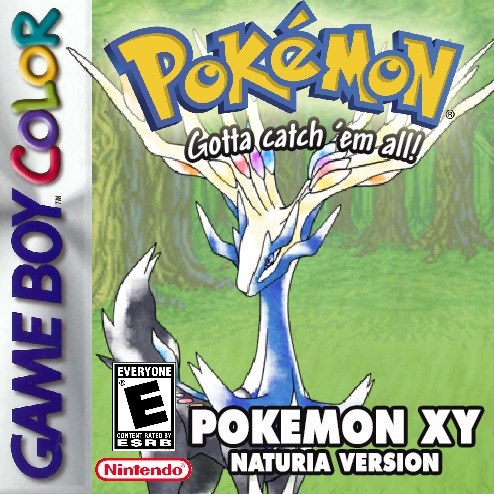 Pokemon XY: Naturia GBC ROM Hacks