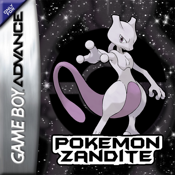 Pokemon Zandite GBA ROM Hacks