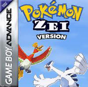 Pokemon Zei GBA ROM Hacks