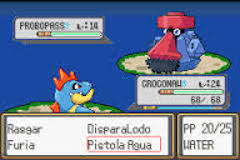 Pokemon Zei Screenshot