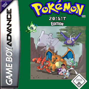 Pokemon Zoisit GBA ROM Hacks