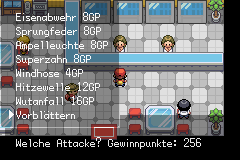 Pokemon Zoisit Screenshot
