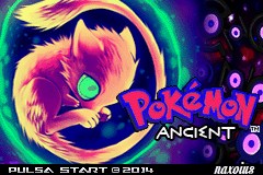 Pokemon Ancient GBA ROM Hacks