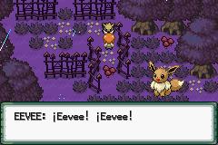Pokemon Ancient Screenshot