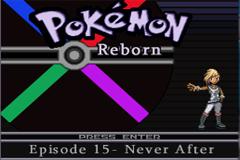Pokemon Reborn RMXP Hacks