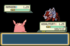 Pokemon Rosso Fuoco Distorto Screenshot