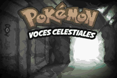 Pokemon Voces Celestiales GBA ROM Hacks