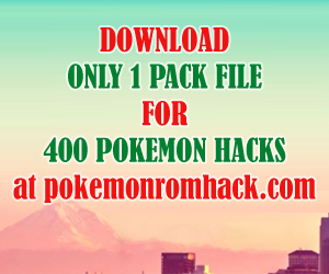 Pokemon Hack Collection