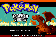 Pokefang Red GBA ROM Hacks