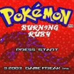 Pokemon Burning Ruby