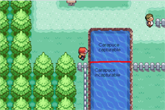 Pokemon Rouge Screenshot