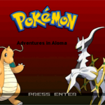 Pokemon: Adventures in Aloma