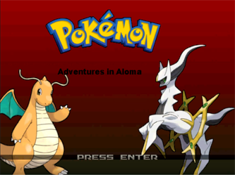 Pokemon: Adventures in Aloma RMXP Hacks