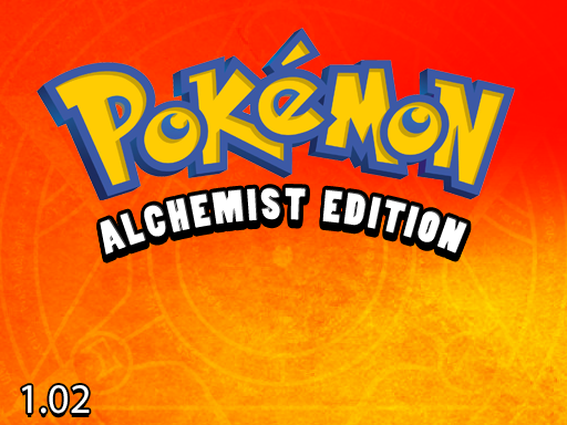 Pokemon Alchemist RMXP Hacks