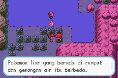 Pokemon Alternate Nusantara GBA ROM Hacks