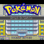 Pokemon Attack on Silph Co.