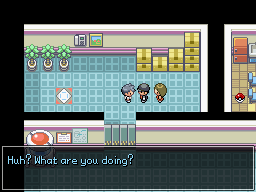Pokemon Attack on Silph Co. Screenshot