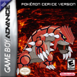 Pokemon Cerice GBA ROM Hacks