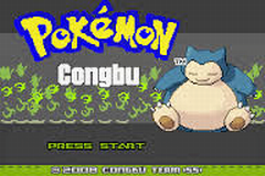 Pokemon Congbu GBA ROM Hacks