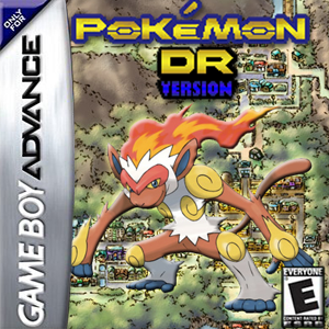 Pokemon DR GBA ROM Hacks