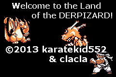 Pokemon Derpizard Screenshot