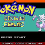 Pokemon Distorted Realms