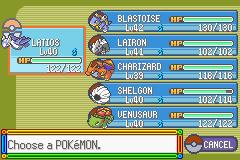 Pokemon Dragonstone 2 Screenshot