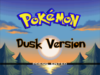 Pokemon Dusk RMXP Hacks
