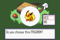 Pokemon Eevee GBA ROM Hacks