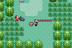 Pokemon Eevee Screenshot