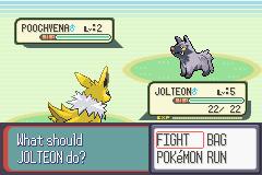 Pokemon Eevee GBA ROM Hacks