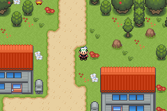 Pokemon Emerald Dreams GBA ROM Hacks