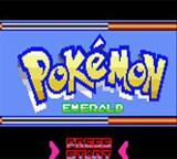 Pokemon Emerald: Time of 2nd GEN GBC ROM Hacks