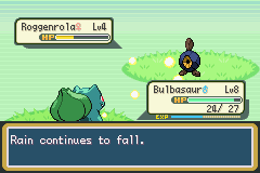 Pokemon Fire Red 721 Screenshot